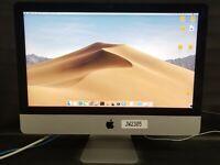 "Apple iMac MK452LL/A Core i5 3.1 21.5"" 8GB 1TB Retina 4k LOADED!"