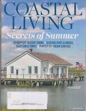 Coastal Living July/August 2018 Secrets of Summer
