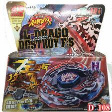 Kreisel für Beyblade Set Metal Fusion Master BeyBlade Spielzeug L-Drago Destroy