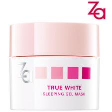 [SHISEIDO ZA] True White EX-II WHITENING Sleeping Gel Facial Mask 50g NEW