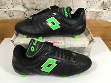 Vintage 1990s Lotto in Stromberg football Boots Uk 9.5 US 10.5 Eu 43.5 Rare BNIB