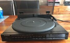 KENWOOD P-91 Direct Drive TURNTABLE Linear Tracking Record Deck from 1987 Rare