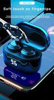 Bluetooth 5.0 Mini Auriculares Inalámbricos TWS Auriculares Para IOS / Android
