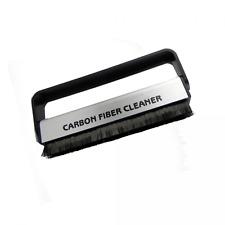 Carbonfaser Schallplatten Reinigungsbürse (Kohlefaser) / LP Antistatik Bürste