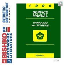2001 dodge intrepid service manual