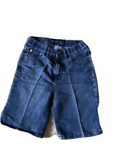 Boys Mecca Blue Jean Shorts Size 6 Great Condition!