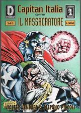 CAPITAN ITALIA CONTRO IL MASSACRATORE 2 DOWN COMIX