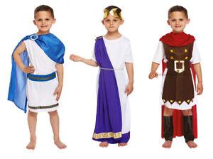 Caesar Children/'s Fancy Dress Costume Age 7-11