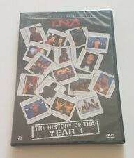 TNA Impact Wrestling The History Of TNA Year 1 DVD