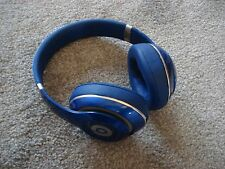 Very Nice Beats by Dr. Dre Studio 2.0 Wired  Handband Headphones - Blue