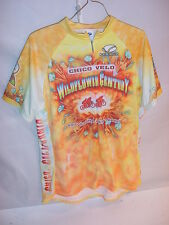 Voler Cycling Bicycle Jersey - Chico Velo Wildflower Century - Women's Size XL