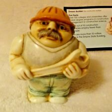 Harmony Ball Pot Belly Dream Builder Construction Collectible Figurine Gift Nib