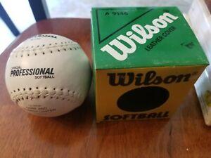 "Vintage Wilson A 9146 - 12"" Softball Brand New in Box!"