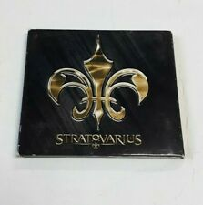 STRATOVARIUS 9 TRACK LIMITED EDITION DIGIPAK CD / VIDEO ROCKUMENTARY
