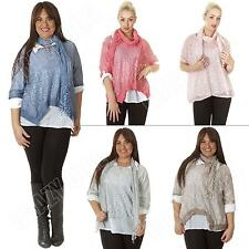 Women's Short Sleeve Sleeve Semi Fitted Cotton Petite Tops & Shirts
