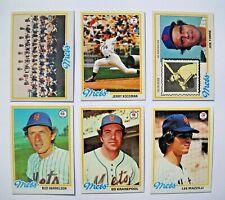 Joe Torre New York Mets Baseball Cards For Sale Ebay