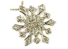 "Handcrafted Russian Siberia Diamond Sterling Ancient Roman ""Star Splinters"" Gems"
