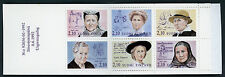 FINLAND ~ #895a ~ Beautiful  Mint Never Hinged Booklet ~ FINNISH WOMEN ~  S3701