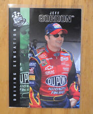 Jeff Gordon 2004 Press Pass Driving Sensation Card #93