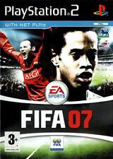 FIFA 07 PS2 (Playstation 2) - Envío Gratis-Vendedor de Reino Unido