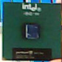 CPU INTEL PENTIUM III SL4CG usata.