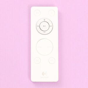 Genuine Logitech Advanced Wireless Remote Control for Pure-Fi Anywhere 2 (White)