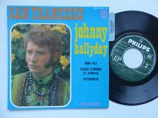 JOHNNY HALLYDAY San Francisco 437380 BE   RRR