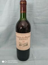 CHATEAU LA PERRIERE BORDEAUX 1988 75CL 12%VOL