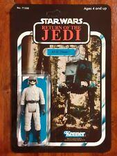 Vintage Star Wars AT-ST Driver 1984 77 Back ROTJ
