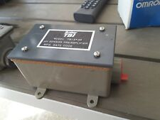 BAILEY TBI PH SENSOR PREAMPLIFIER TB15400 NEW OLD STOCK SALE $65