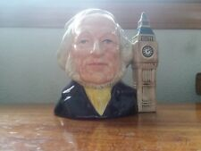 Royal Doulton, John Doulton Toby Jug Mug 1st version 2 oclock D6656