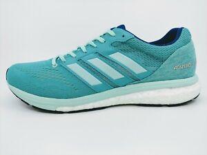 Adidas Adizero Boston Boost 7 Women's Running Shoes bb6498 Aqua/Mint