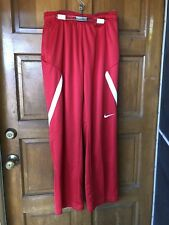 NWT Arizona Wildcats Nike Dri-Fit Travel Pants Mens XL Xtra Larg 621944 Red NCAA