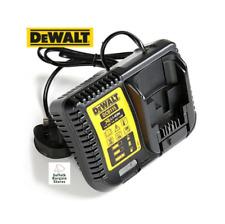 Genuine DeWalt 10.8v/14.4v/18v Li-Ion XR Slide On Battery Fast Charger UK DCB115