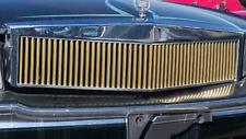 1994 - 1996 Cadillac Deville E&G Classic Chrome & gold  Grill 1986-0101-94R 1995