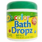 Crayola Color Bath Dropz 60 ea