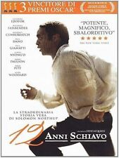 Dvd 12 ANNI SCHIAVO - (2013) ** Contenuti Speciali ** ......NUOVO