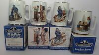 Long John Silver's Seafood Shoppes NORMAN ROCKWELL Seafarers Tankard Collection