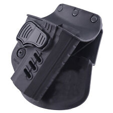 Fit Tactical Gun H&K USP Compact 9MM Belt Holster Gun Holster Rapid Detachable