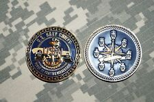 Challenge Coin NEW US Navy CPO Chief Petty Officers - New Listing