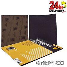 Indasa Rhynowet Plusline C00034 Sanding Sheets 230x280mm 1200 Grit 25 Sheets