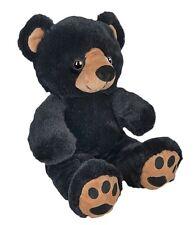 """Benjamin The Black Bear  (16"""" Teddy Mountain Bear) Like Build A Bear"""