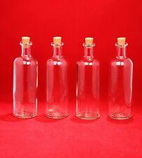 20 Botellas Vacías De Cristal 200 ml Para Licor/Aguardiente APO-SPI