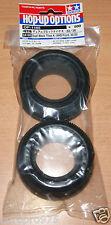 Tamiya 54185 doble bloqueo Llantas/neumáticos K (4WD/Frontal, 62/25) (DB01/DF03/TRF503), nuevo en paquete