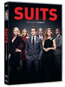 Suits - Stagione 8 (4 DVD) - ITALIANO ORIGINALE SIGILLATO -
