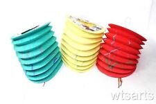 Chinese Paper Lanterns (medium) Party 12 Pack