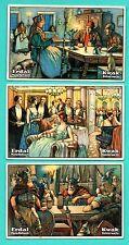 Germany ERDAL KWAK LIGHTS lot of 6 Vintage cards 212