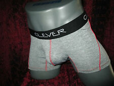 Clever Underwear Boxer Brief MORELO Heather Gray (Large)