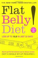 Flat Belly Diet: How to Get The Flat Stomach You've Always Wan ,.9781905744541