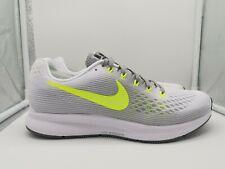 Nike Air Zoom Pegasus 34 Reino Unido 7.5 voltios atmósfera Blanco Gris 880555-104